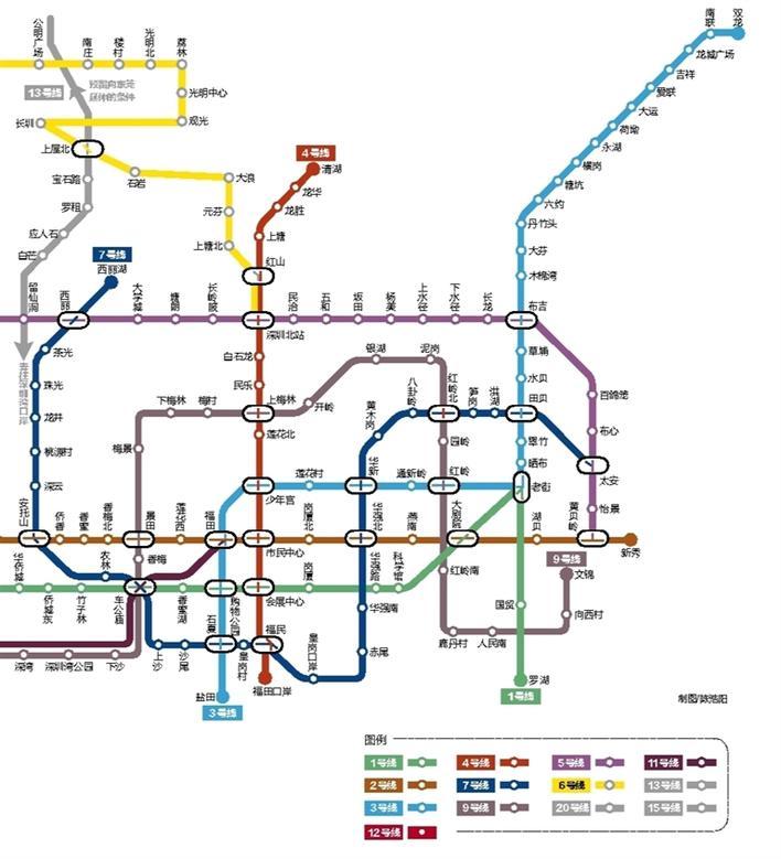 轨道交通--等了10年 宝安老城区迎来地铁12号线