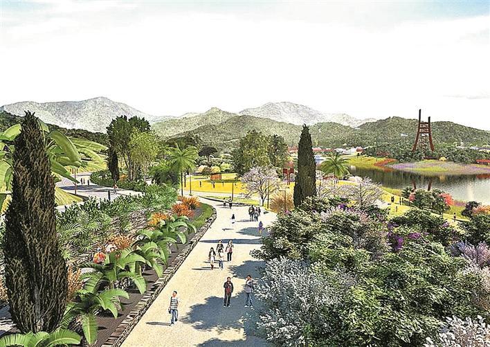 本報訊 光明小鎮森林運動公園概念方案設計國際競賽歷時4個月,于昨日完美收官。此次國際競賽為公園建設提出具有前瞻性、創新性和可實施性的設計方案,也引發了更多人對新區未來美麗愿景的遐思與期待。 邀請全球頂級專家 打造生態前沿陣地 昨日,光明小鎮森林運動公園概念方案設計國際競賽落下帷幕,經過專業評審團的多輪評選,LOLA景觀建筑事務所的設計方案最終奪得冠軍,他們將負責接下來的光明小鎮森林運動公園概念方案設計的優化工作。