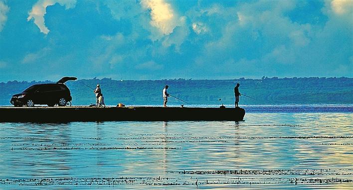 马里亚纳群岛也因不包括关岛变成了现在的北马里亚纳群岛.