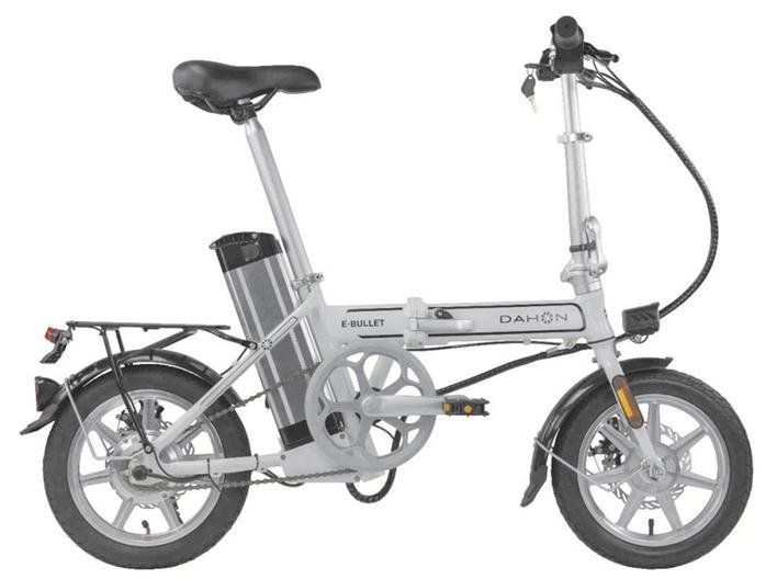 折叠+电助+自行车开启绿色出行