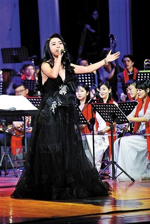 经典管乐曲悠扬 奏响新年新乐章---宝安日报多