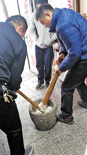 耍龙灯打麻糍 宜春年味十足---宝安日报多媒体